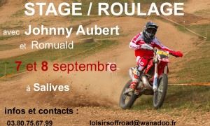 STAGE JOHNNY AUBERT